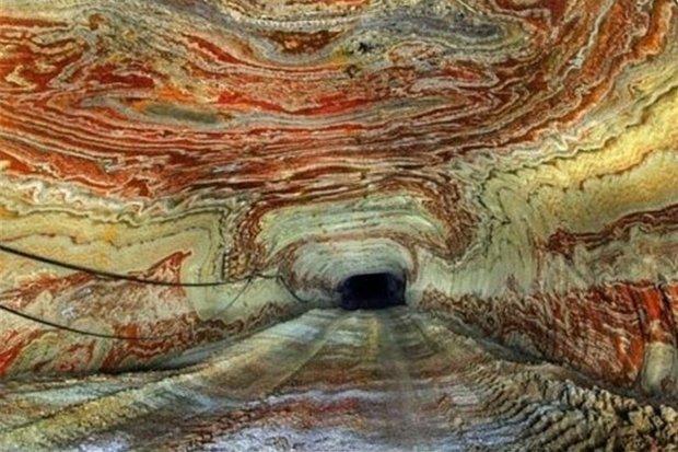 غارهای نمکی گرمسار در کشور منحصر به فرد هستند