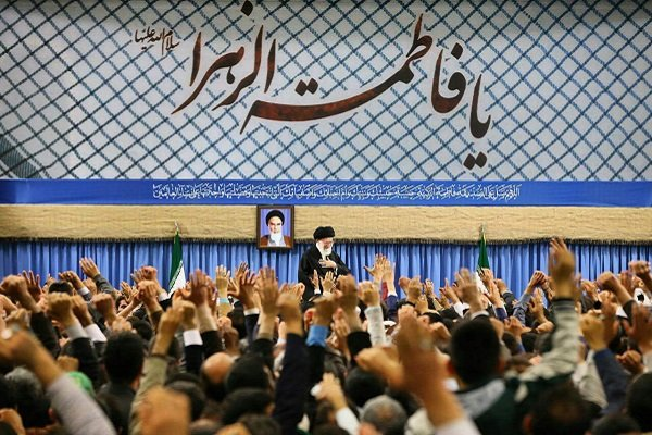 Supreme Leader Criticizes Iran's President On Economy Ahead Of Election