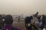 یک هواپیمای حامل ۴۴ سرنشین در سودان جنوبی سقوط کرد