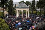 شیراز میں تحویل سال کی شاندار تقریب