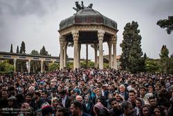 Şiraz'da yeni yıl kutlamaları