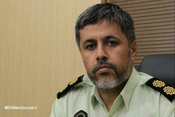 بوشهر از استانهای امن کشور است/ کاهش وقوع جرایم خشن