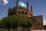 گنبد سلطانیه روایتگر اقتدار و عظمت معماری ایرانی-اسلامی/اینجا هنر سخن می گوید