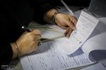 ۱۱۰۳ نفر در شهرستان شیراز نام نویسی کردند