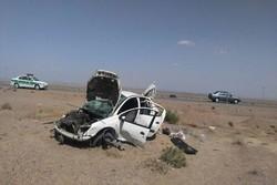 ۵ فوتی و ۱۱ مجروح در تصادفات جاده ای آذربایجان شرقی