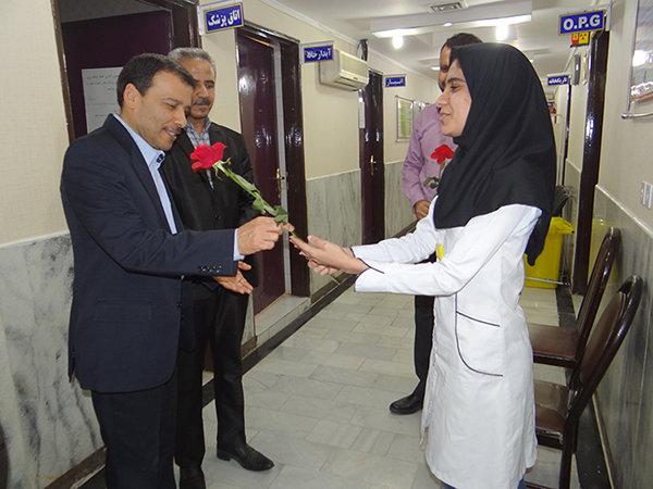 خدمات مطلوب تری به بیماران بیمارستان زینبیه خورموج ارائه شود
