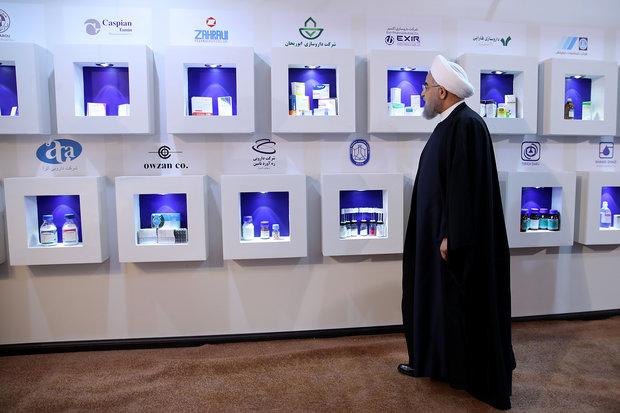 The ceremony of 60 new medicines unveil