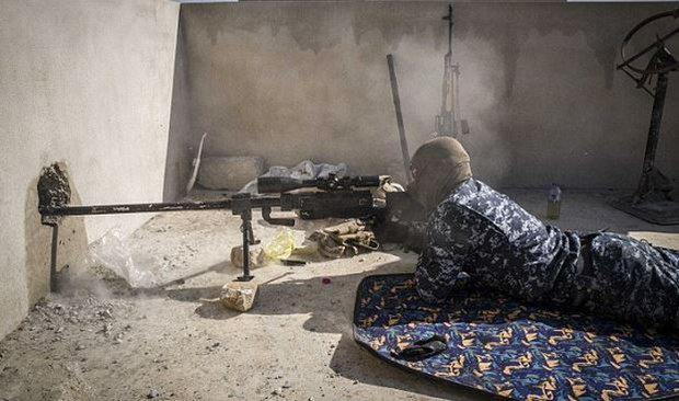 """الشرطة العراقية تنشر """"عشرات القناصين"""" استعداداً لإقتحام """"جامع النوري"""""""