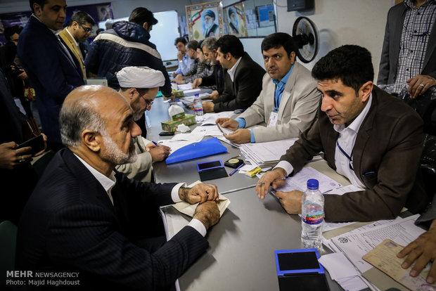 ۱۹ نفر برای انتخابات مجلس در حوزههای استان بوشهر ثبتنام کردند