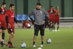 کارلوس کی روش - تمرین تیم ملی فوتبال