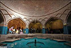 گذری بر حمام تاریخی قجر/ موزه ای به زیبایی تاریخ