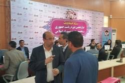 رئیسکل دادگستری لرستان از ستاد انتخابات شوراهای اسلامی بازدید کرد
