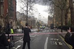 إطلاق للنار قرب البرلمان البريطاني
