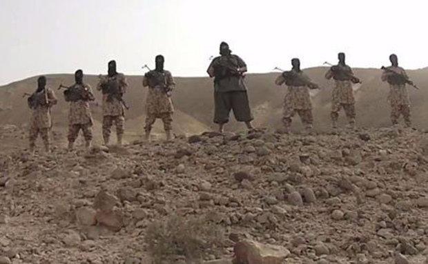 داعش اعدم مئات المحتجزين لديه ودفنهم بمقبرة جماعية قرب الموصل