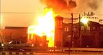 انفجار يدمر أكبر قاعدة عسكرية في أوكرانيا