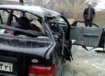 سقوط سنگ در جاده چالوس یک کشته و ۲ مجروح برجا گذاشت