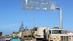 ارتش مصر سیناء