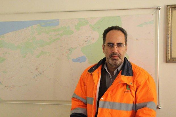 ۴ اکیپ از راهداری و حملونقل استان سمنان به مرز مهران اعزام شدند