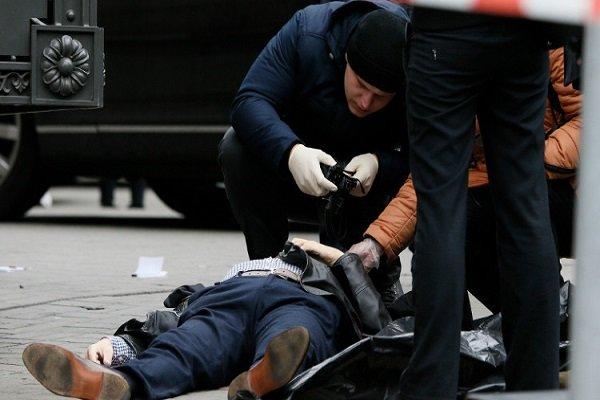 کشته شدن نماینده سابق دومای روسیه در حادثه تیراندازی در «کی یف»