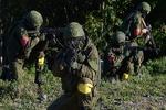 برگزاری تمرینات بزرگ ضد تروریستی ارتش روسیه در شرق این کشور
