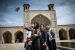 Şiraz'da Nevruz havası