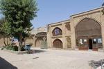 امامزاده احمد(ع) نطنز میزبان ۳۰ هزار مسافر نوروزی بود