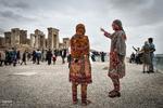 Nevurz'da Persepolis'teki turistlerin sayısı arttı