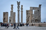 Persepolis hosts Nowruz tourists