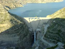 Iran dams