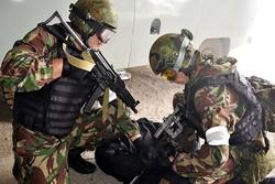 قتلى وجرحى في هجوم على الحرس الوطني الروسي في الشيشان