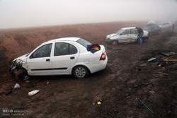 حادثه رانندگی در محور کندوان سه مصدوم برجای گذاشت