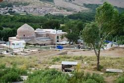 سفر مجازی به امامزاده محسن(ع) در استان همدان