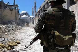 الجيش السوري يستعيد جميع النقاط التي تقدم إليها المسلحون بين جوبر والقابون