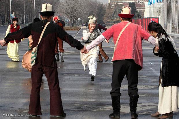 Nevruz kutlamalarından kareler