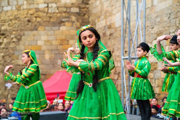 Celebrating Nowruz in Baku