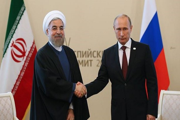 Iran's Rouhani signals expansion in energy cooperation with Russia