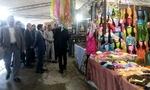 نمایشگاه دائمی صنایع دستی در نوشهر راه اندازی می شود