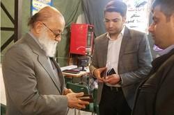 مهدي شمران ومحسن هاشمي یقدمان ترشيحهما لانتخابات المجالس البلدية في طهران