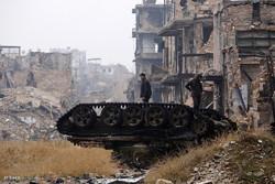 شش سال جنگ داخلی در سوریه