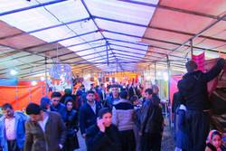 نمایشگاه صنایع دستی و سوغات در مریوان برپا شد