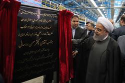 روحاني : محافظة كردستان الإيرانية رمز حقيقي للتكاتف والتآخي