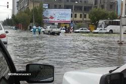 اجرای طرح های مختلف برای پیشگیری از آب گرفتگی معابر در بوشهر