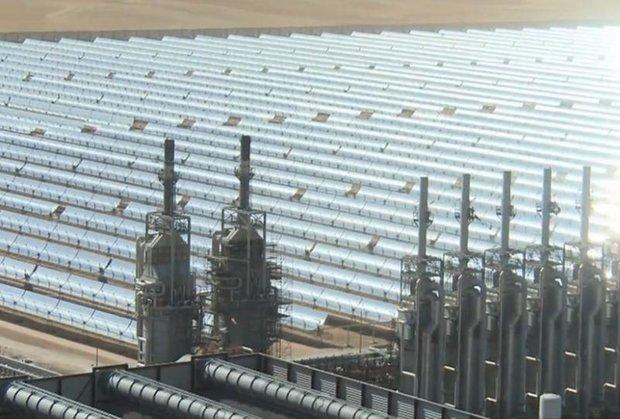 شركة نرويجية تحدث احدى أكبر محطات الطاقة الشمسية عالميا في إيران