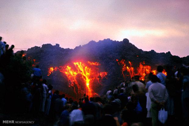 کوه اتنا؛ فعال ترین آتشفشان اروپا