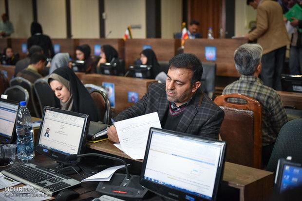 ثبت نام ۱۶۲۳ داوطلب عضویت در انتخابات شوراهای شهرستان مشهد