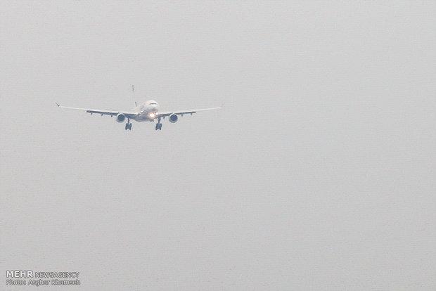 ورود دومین ايرباس 330 به فرودگاه مهرآباد