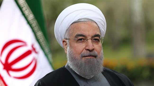 Rouhani hints at 'big development in energy cooperations' between Russian Federation and Iran