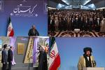نشست صمیمی روحانی در کردستان، به نام نخبگان به کام حامیان دولت