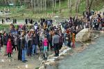 پذیرش ۴۵هزار و ۹۵۰ نفر مسافر فرهنگی در هفتمین روز نوروز