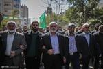 حماس در پی آشتی با حکومت سوریه است